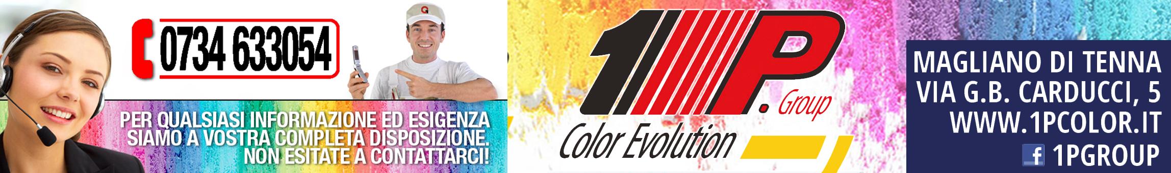 1P Color