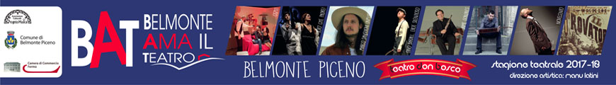 Belmonte Piceno - Teatro 17/18
