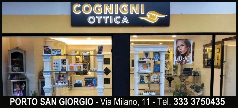 Ottica Cognigni - Ottobre 2019