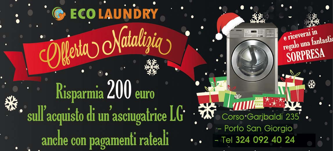 Ecolaundry - Dicembre 2018