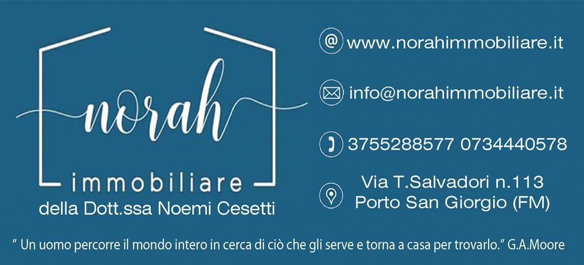 Norah Immobiliare - Agosto 2019