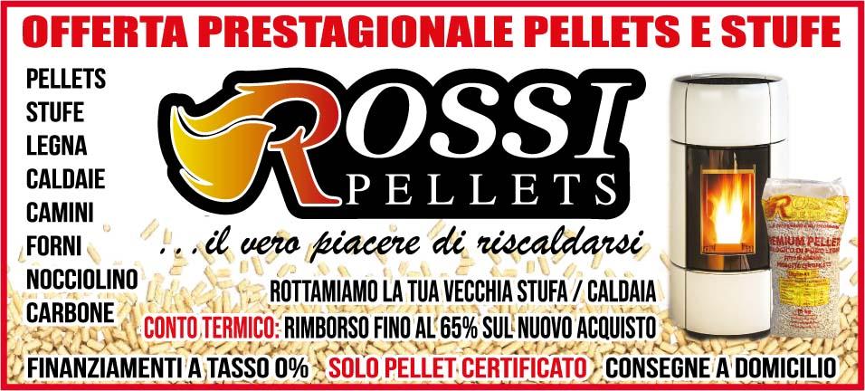 Rossi pellets - Maggio 2019