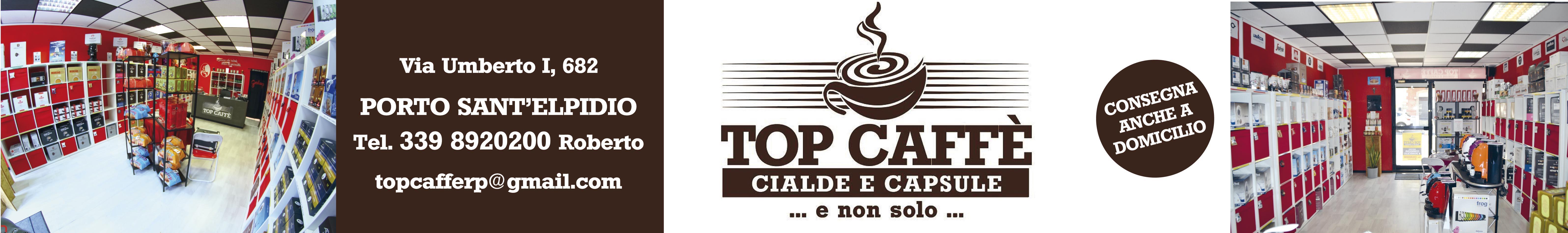 Top caffè - Luglio 2019