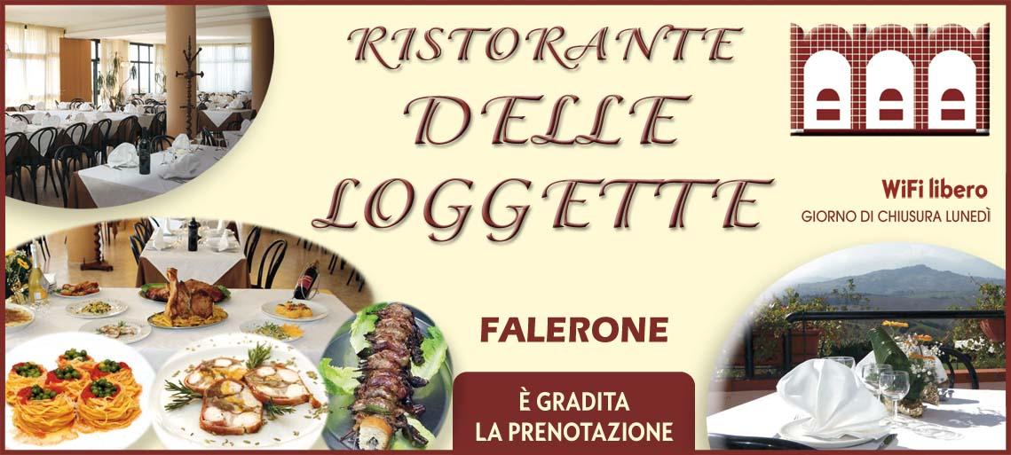 Ristorante Le Loggette - agosto 2018