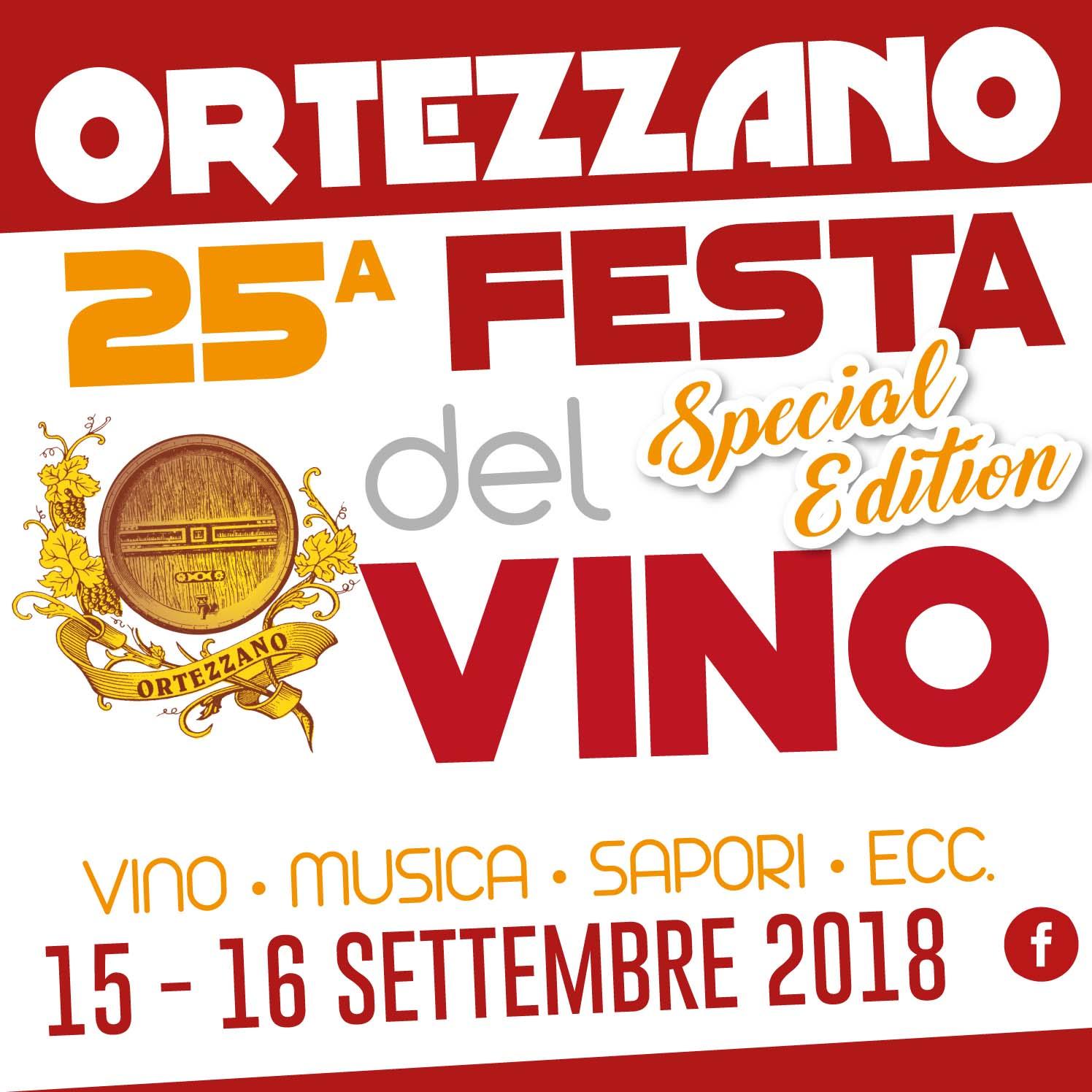 Ortezzano - Festa del vino 2018