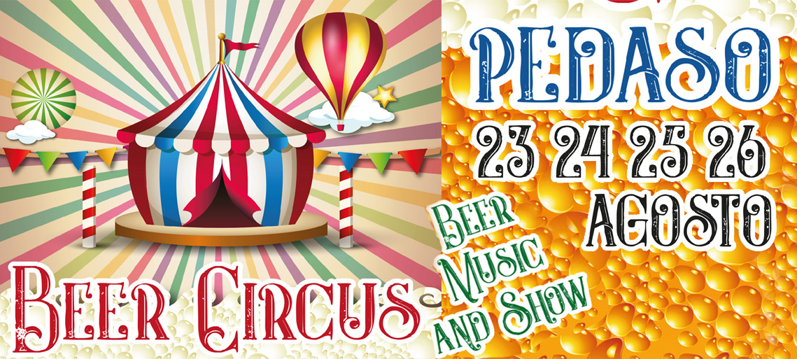 Pedaso - Beer circus 2018