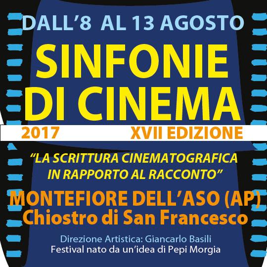 Sinfonie di cinema 2017