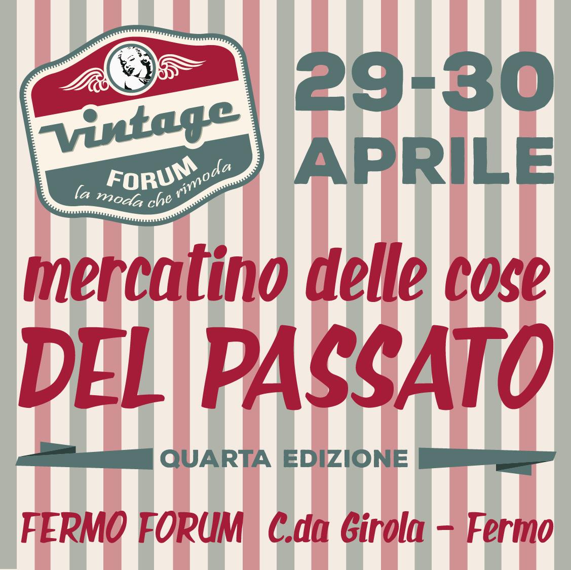Vintage Forum aprile 2017