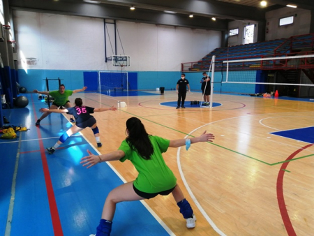 Volley Angels Project, si riparte