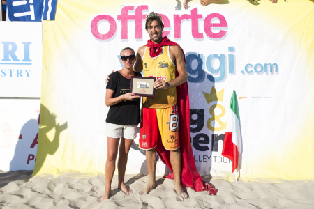 KingQueen beach volley tour 2020, intervista al pentacampeon Paolo Ficosecco